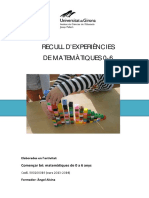 Dossier Matemàtiques