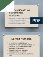 Apreciación Musical Historia I Clase 1