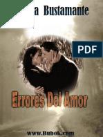 Bustamante Lorena - Errores Del Amor