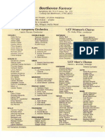 Beethoven Forever - UCF Symphony Orchestra 2012, November 10 1