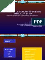 Mezcla de comunicaciones en mercadotecnia