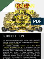Canada Police System - Velasco