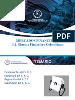 1.1. El Sistema Financiero Colombiano