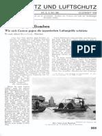 Gasschutz Und Luftschutz 1938 Nr.12 Dezember