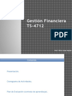Gerencia Financiera II