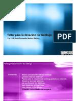 como crear un weblogs.pdf