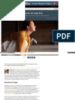 Isha Sadhguru Org Blog Yoga Meditation Demystifying Yoga Blo