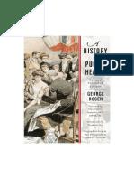 A History of Public Health - Rosen 1993