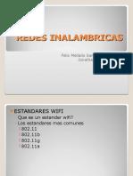 RedesInalambricas
