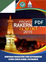 Contoh Proposal Rakernas Viii Ilmiki 2015 Himika Stikes Surya Global Yogyakarta