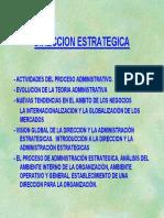 Direccion Estrategica