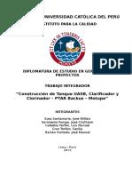 Modelo de Proyecto - Metodologia PMI