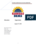 Kansas Democratic Party Bylaws