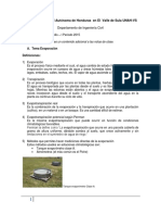 Guia de Estudio 3 Hidrologia