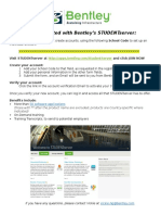 2015 Instructions for Bentley STUDENTserver_University