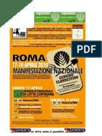 Bollettino Ragnatela Aprile 2o1o Nr.o1