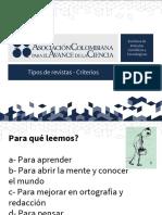 05. - Tipos de revistas - Criterios.pdf