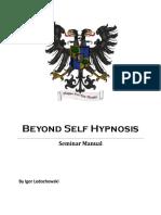 BSH Seminar Manual