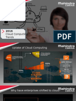 The cloud computing trends to drive engagement in 2016