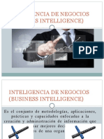 Inteligencia de Negocios (Business Intelligence)