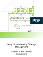 Chapter 2 Strategic management