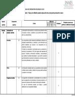Criterios Para La Evaluación Técnica INTEGRA I.1 Nuevo