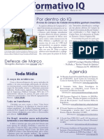 Informativo IQ - Março 2011