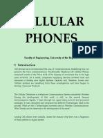 Telefonía Celular