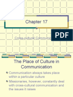 Ch 17 Cross Culturalcommunication 120223110636 Phpapp01