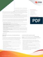 Officescan Datasheet Es