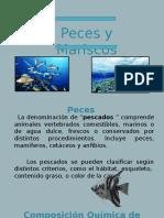 Peces y Mariscos Microbiologia