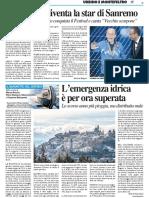 Ottaviani star di Sanremo / Osservatorio del Serpieri