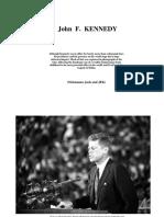 President J. F. Kennedy 1961-63
