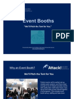 Marketing Event Services Case Studies