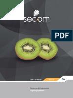 201602 Secom Catalogo 56 Español