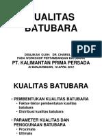 Quality Coal KPP