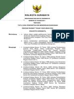 Peraturan Walikota Surabaya Nomor 53 Tahun 2011 Tentang Tata Cara Penerbitan Izin Mendirikan Bangunan
