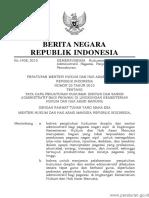 PERMEN KEMENKUMHAM Nomor 23 Tahun 2015 (kemenkumham no 23 th 2015).pdf
