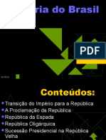 REPUBLICA 1889-1930