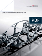 Audi Collision Frame Technology Guide