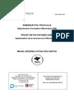 Rapport PFE - Bezerra Cotias Dos Santos, Mikael