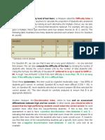 Math basics standard deviation