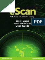 eScan 14 AV for SOHO