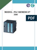 Modul Plc s7 300
