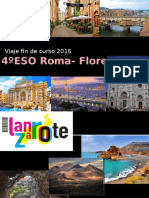 Roma- Florencia