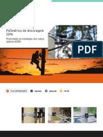 Folder SIPA - Suporte Isolador Polimyrico de Ancaragem