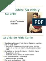 Frida Kahlo presentacion