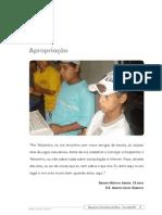 2008 Relatório Fotográfico Telecentro Caminhos do Rosa Curvelo (Jan a Mar 2008)