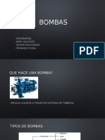 Expo Bombas