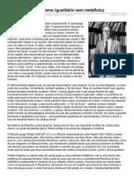 Ghiraldelli.pro.Br-John Rawls Liberalismo Igualitrio Sem Metafsica